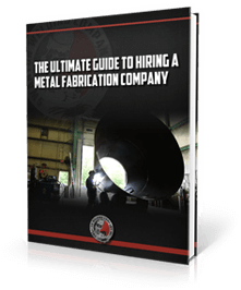 Cover Image forThe Ultimate Guide to Hiring a Metal Fabrication Company eBook