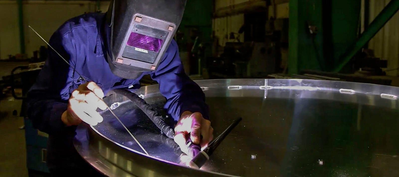Custom Welding Services