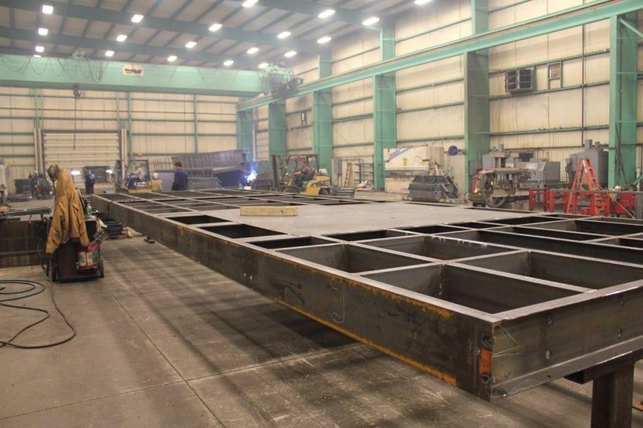 Heavy Fabrication Services Swanton Welding