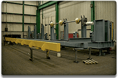 Industrial Conveyor Fabrication