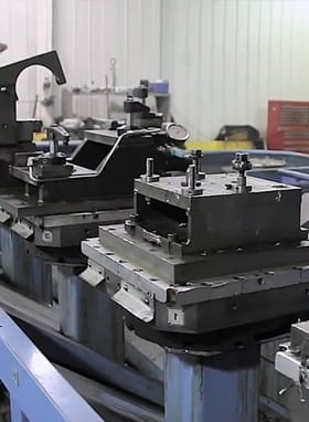 CNC Machining | Swanton Welding
