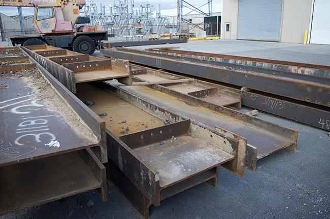 4100 Grillage Fabrication