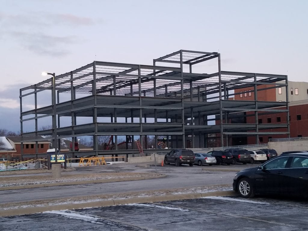 Fulton County Hospital Office Addition