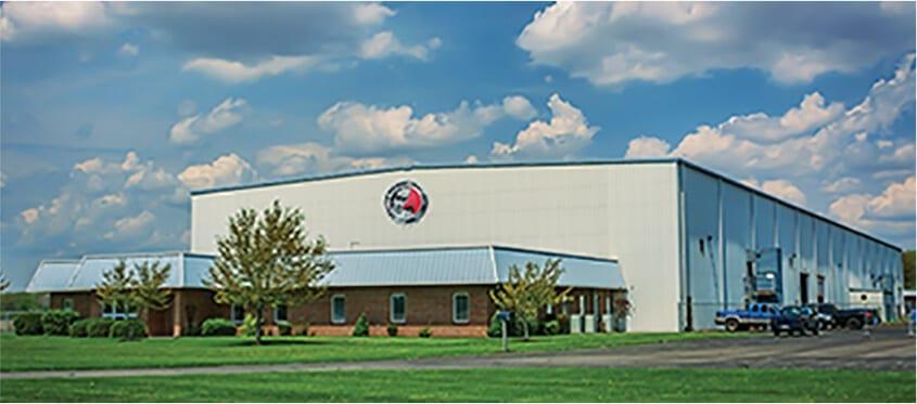 Swanton Welding's Heavy Fabrication facility
